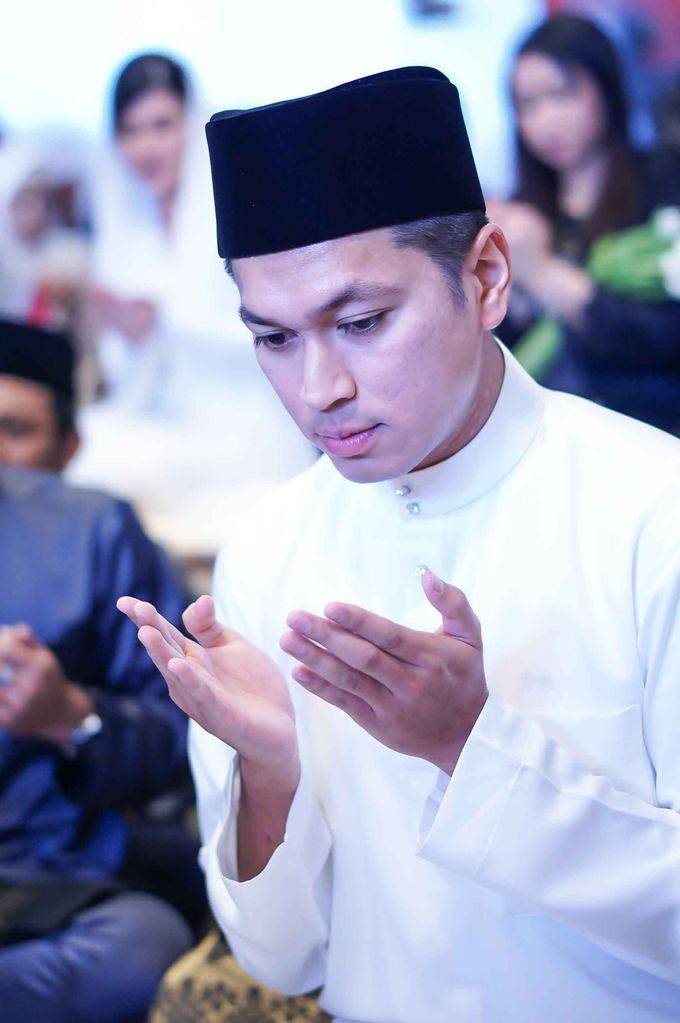 Malay Wedding - Solemnization - Nafisah & Hidhir by Raihan Talib Photography - 022