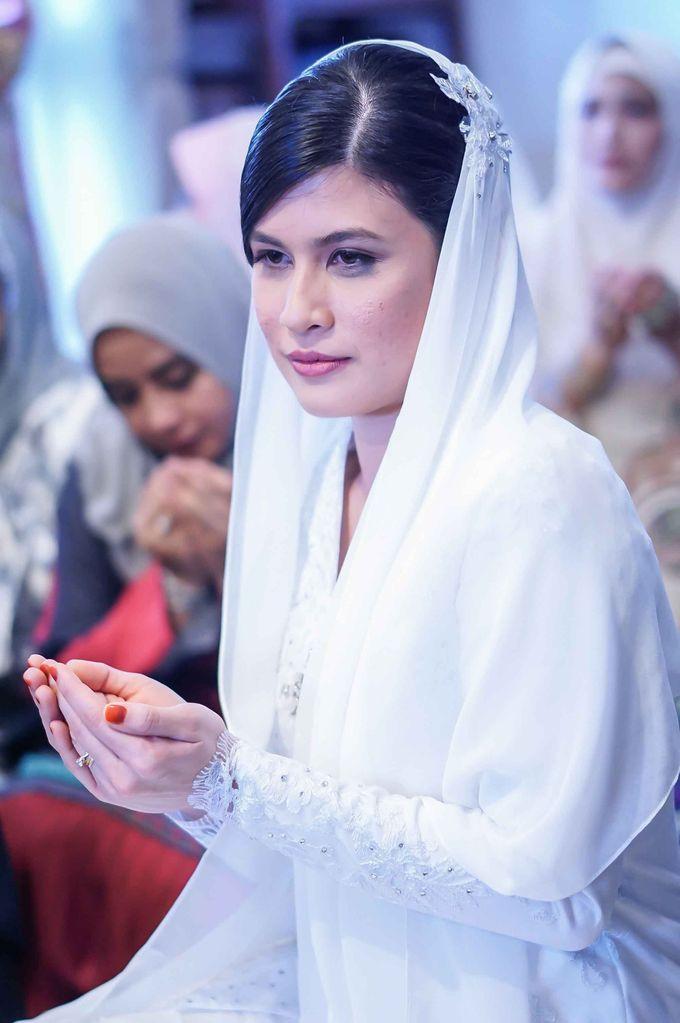 Malay Wedding - Solemnization - Nafisah & Hidhir by Raihan Talib Photography - 023
