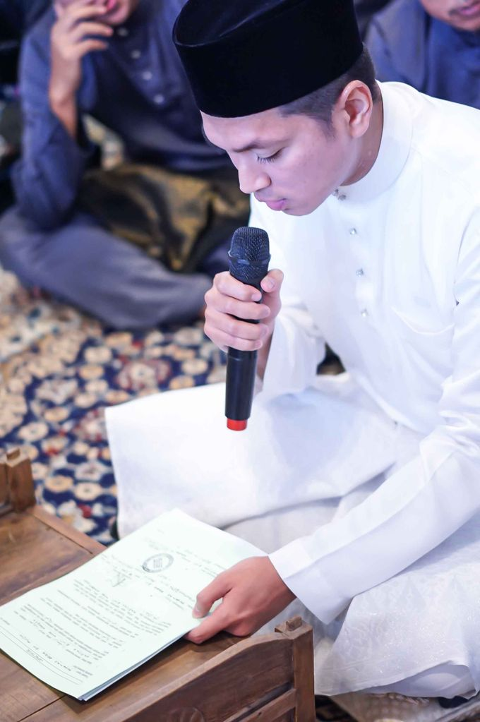 Malay Wedding - Solemnization - Nafisah & Hidhir by Raihan Talib Photography - 024