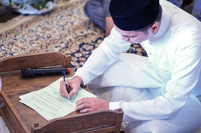 Malay Wedding - Solemnization - Nafisah & Hidhir by Raihan Talib Photography - 025
