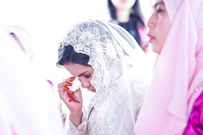 Malay Wedding - Zuzu & Mikhail by Raihan Talib Photography - 013