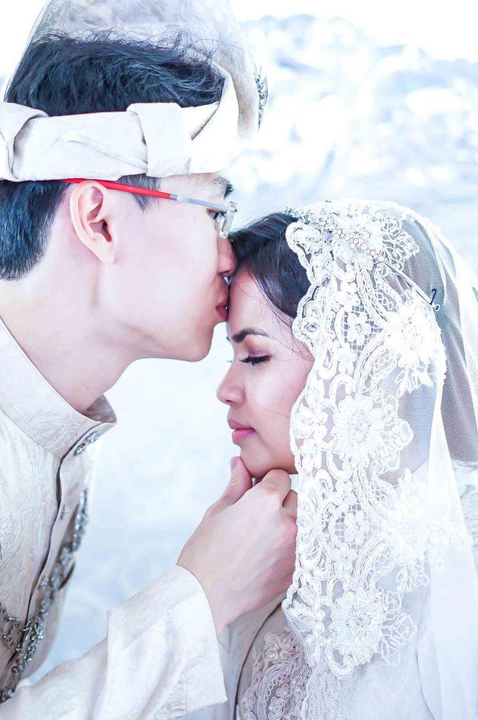 Malay Wedding - Zuzu & Mikhail by Raihan Talib Photography - 016