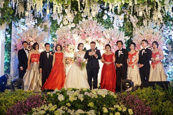 WEDDING OF WIJAYA & DEFI by Prestige Wedding Films - 031