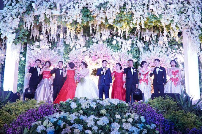 WEDDING OF WIJAYA & DEFI by Prestige Wedding Films - 033