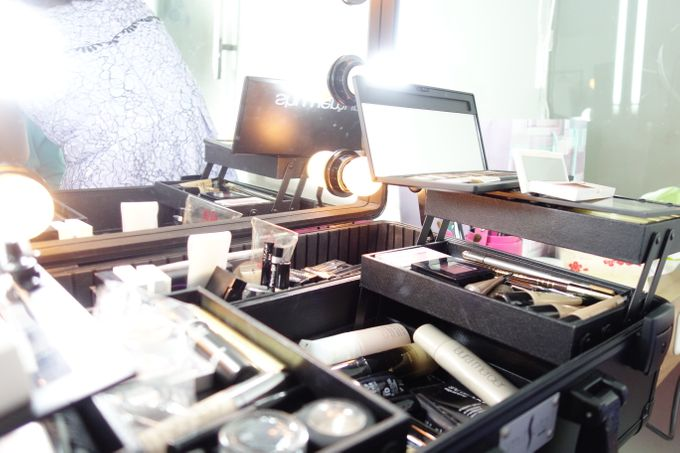 Bridal Make up Beatrice by Nelly Beauty Makeup - 009