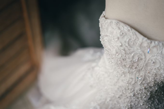 Nicho & Vera Wedding Day by Chroma Pictures - 002
