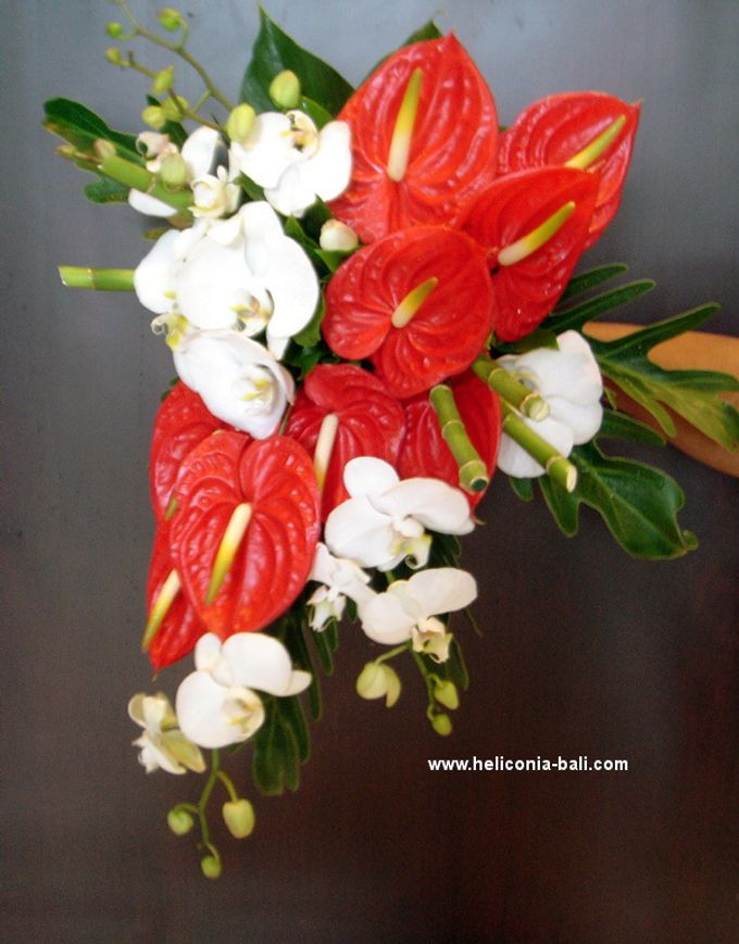 WEDDING BOUQUET by HELICONIA  Bali - 006