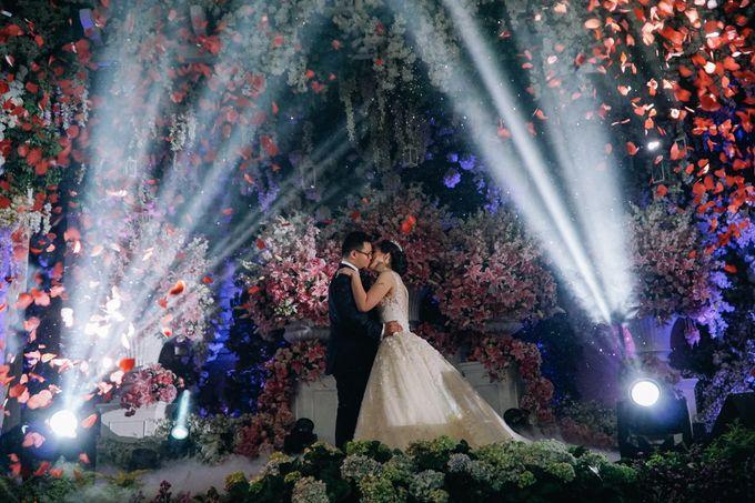 WEDDING OF WIJAYA & DEFI by Prestige Wedding Films - 035