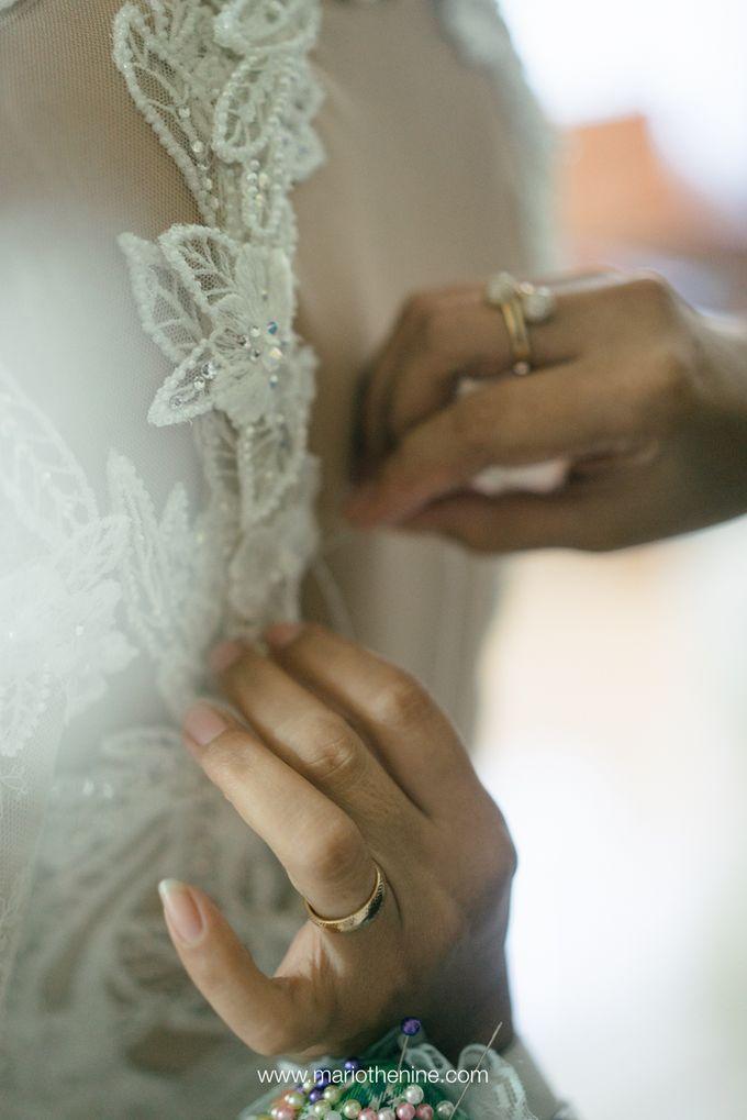 Suryo & Dina wedding day by Mario The Nine - 042