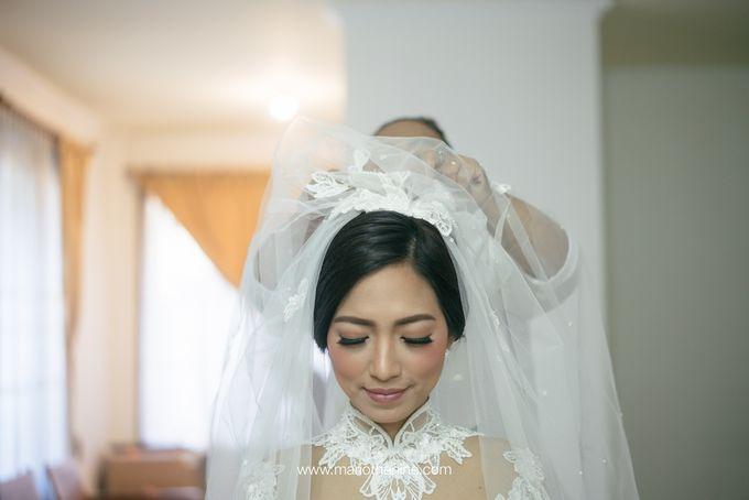 Suryo & Dina wedding day by Mimi kwok makeup artist - 011