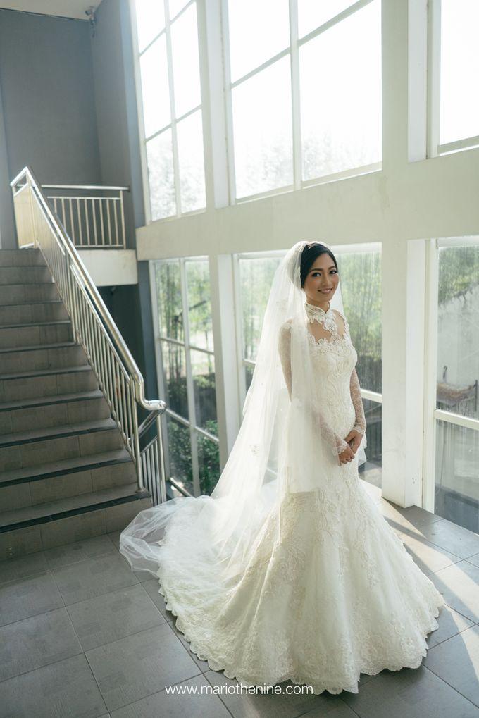 Suryo & Dina wedding day by Mario The Nine - 044