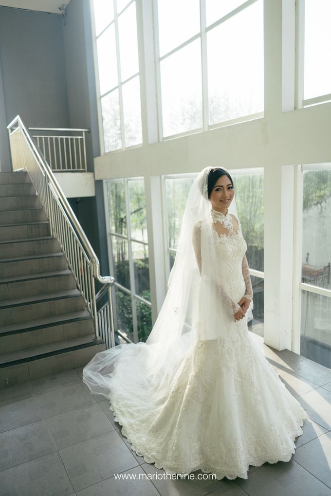 Suryo & Dina wedding day by Mimi kwok makeup artist - 012