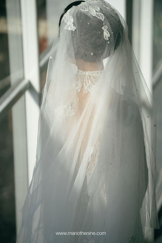 Suryo & Dina wedding day by Mario The Nine - 045