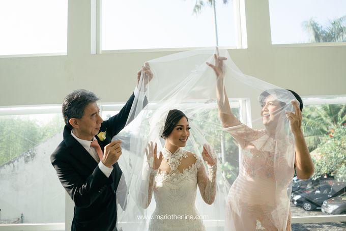 Suryo & Dina wedding day by Mario The Nine - 046