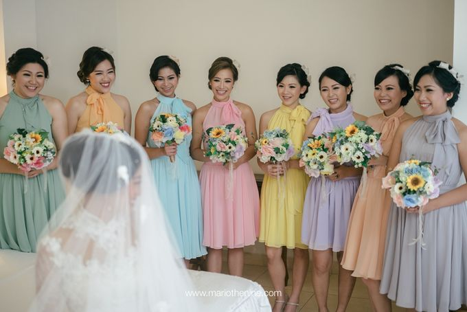 Suryo & Dina wedding day by Mario The Nine - 048