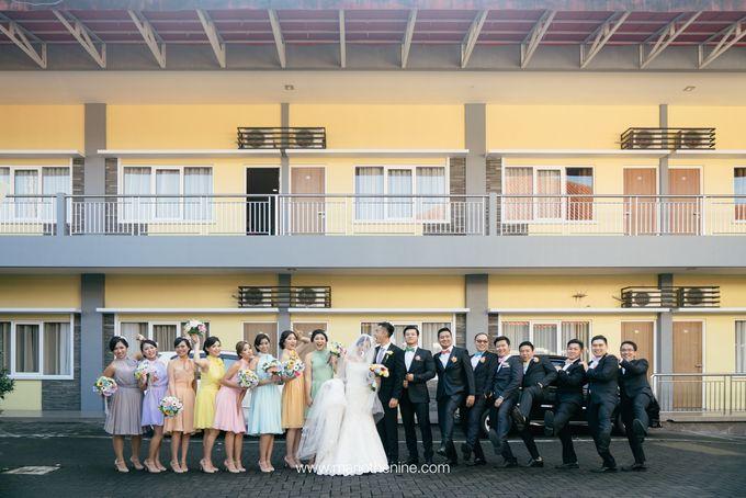 Suryo & Dina wedding day by Mario The Nine - 049
