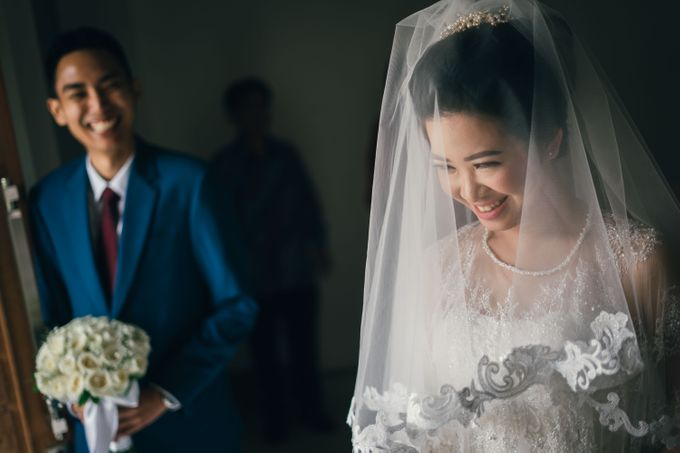Nicho & Vera Wedding Day by Chroma Pictures - 014