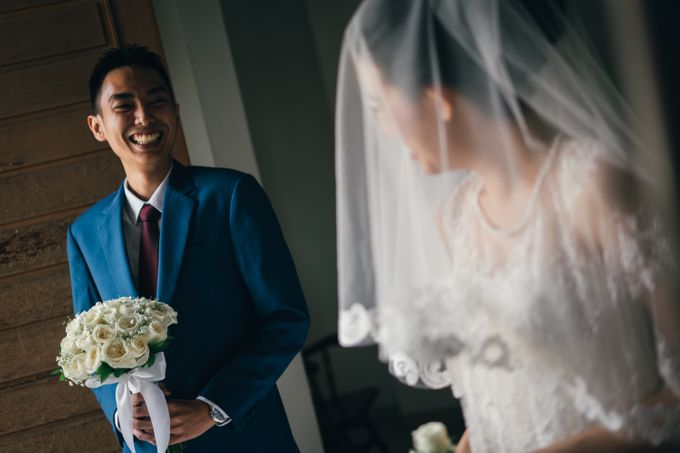 Nicho & Vera Wedding Day by Chroma Pictures - 015