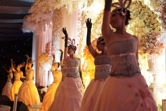 The Wedding of Bobby & Selvie by Wedmory Dancers - 004