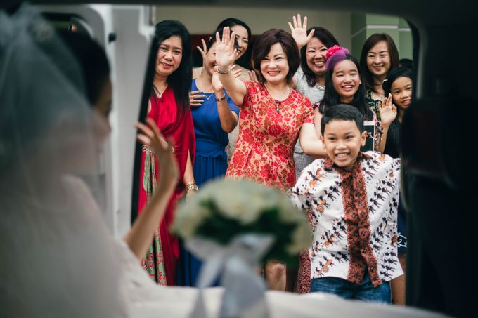 Nicho & Vera Wedding Day by Chroma Pictures - 019