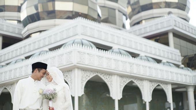 Wedding of Amir & Anis by Drawn - 002
