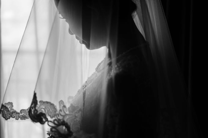 Nicho & Vera Wedding Day by Chroma Pictures - 011
