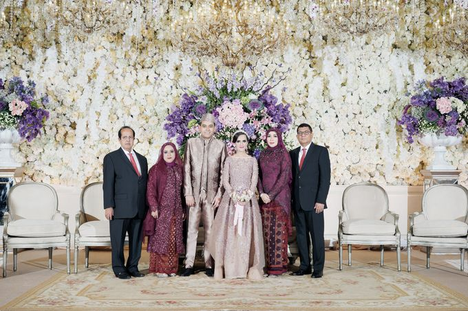 Saffana & Harish Wedding Reception by JAYSU Weddings by Jacky Suharto - 013
