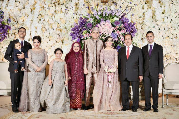 Saffana & Harish Wedding Reception by JAYSU Weddings by Jacky Suharto - 014
