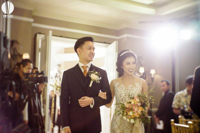 DERRY & SALLY WEDDING DAY by Anaz Khairunnaz - 002