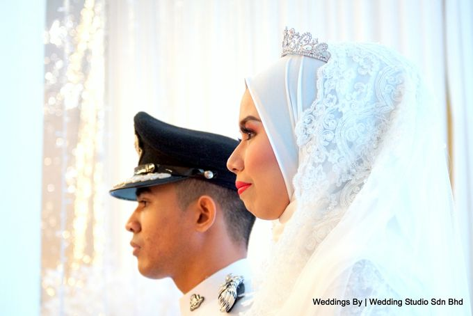 Wedding Reception at Ballroom Roof Garden Hotel by Wedding Studio Sdn Bhd - 008