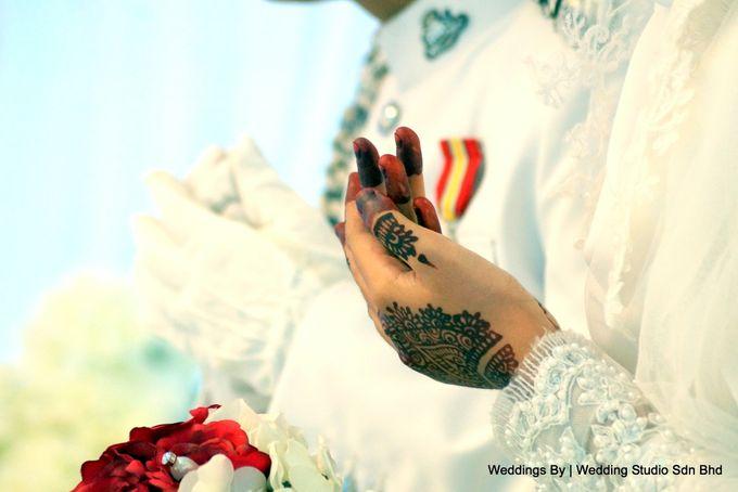 Wedding Reception at Ballroom Roof Garden Hotel by Wedding Studio Sdn Bhd - 012