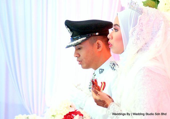 Wedding Reception at Ballroom Roof Garden Hotel by Wedding Studio Sdn Bhd - 013