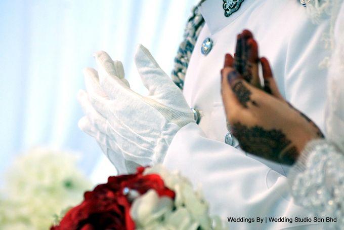 Wedding Reception at Ballroom Roof Garden Hotel by Wedding Studio Sdn Bhd - 014