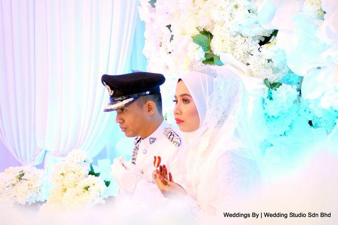 Wedding Reception at Ballroom Roof Garden Hotel by Wedding Studio Sdn Bhd - 015