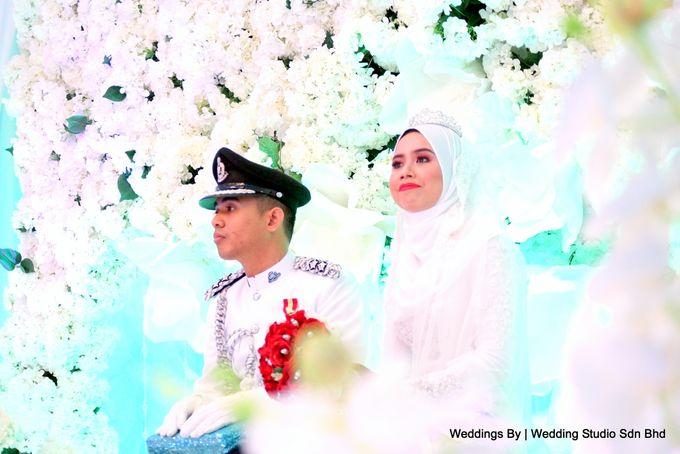 Wedding Reception at Ballroom Roof Garden Hotel by Wedding Studio Sdn Bhd - 016