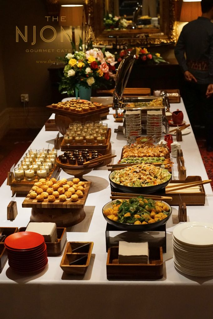 Private Dinner by The NJONJA, Gourmet Catering - 001