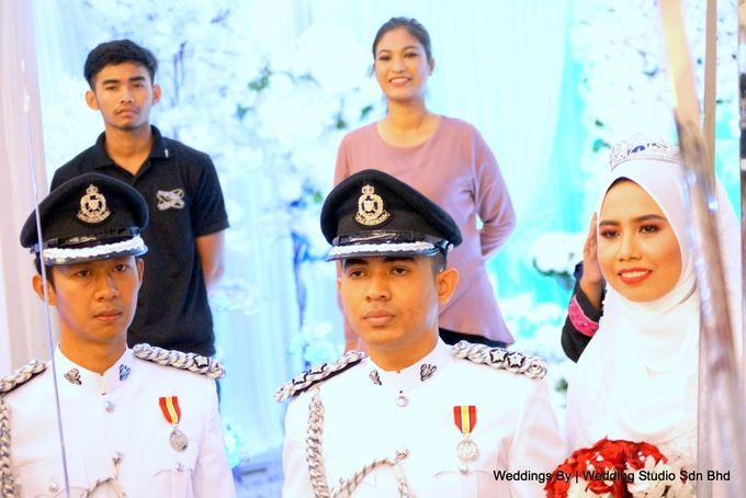 Wedding Reception at Ballroom Roof Garden Hotel by Wedding Studio Sdn Bhd - 025
