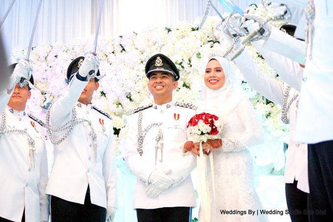 Wedding Reception at Ballroom Roof Garden Hotel by Wedding Studio Sdn Bhd - 027