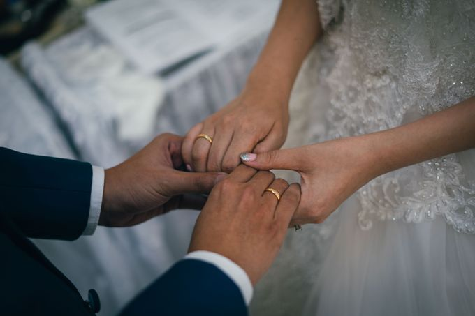 Nicho & Vera Wedding Day by Chroma Pictures - 026