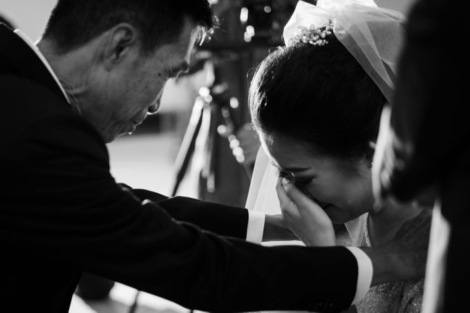 Nicho & Vera Wedding Day by Chroma Pictures - 030
