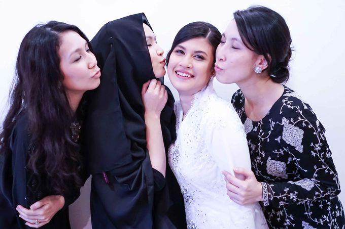 Malay Wedding - Solemnization - Nafisah & Hidhir by Raihan Talib Photography - 012