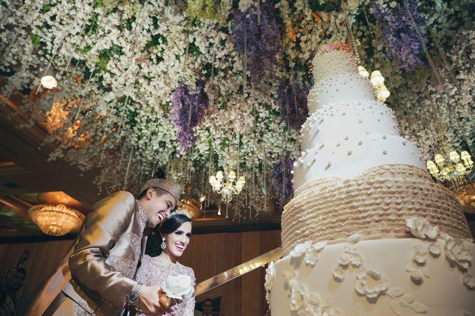 Saffana & Harish Wedding Reception by JAYSU Weddings by Jacky Suharto - 023