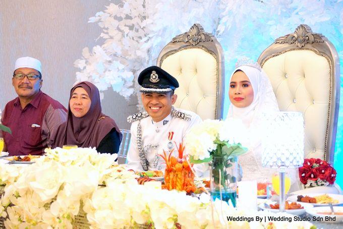 Wedding Reception at Ballroom Roof Garden Hotel by Wedding Studio Sdn Bhd - 034