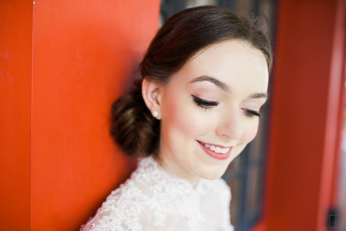 An Urban Bridal Styled Shoot in Joo Chiat Singapore by Peach Frost Studio - 018