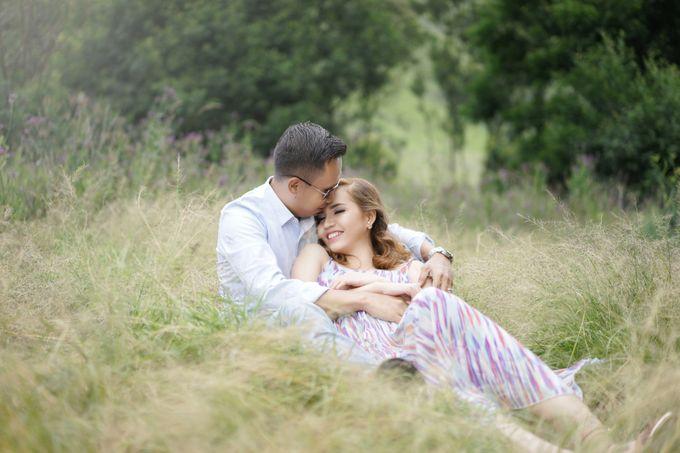 Dita & Rendi Prewedding Bromo by ELNATH - 004