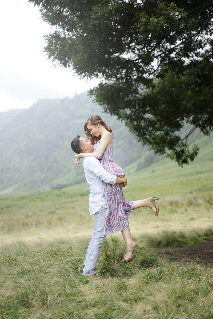 Dita & Rendi Prewedding Bromo by ELNATH - 005