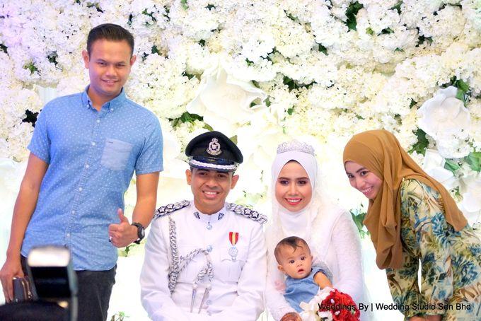 Wedding Reception at Ballroom Roof Garden Hotel by Wedding Studio Sdn Bhd - 042