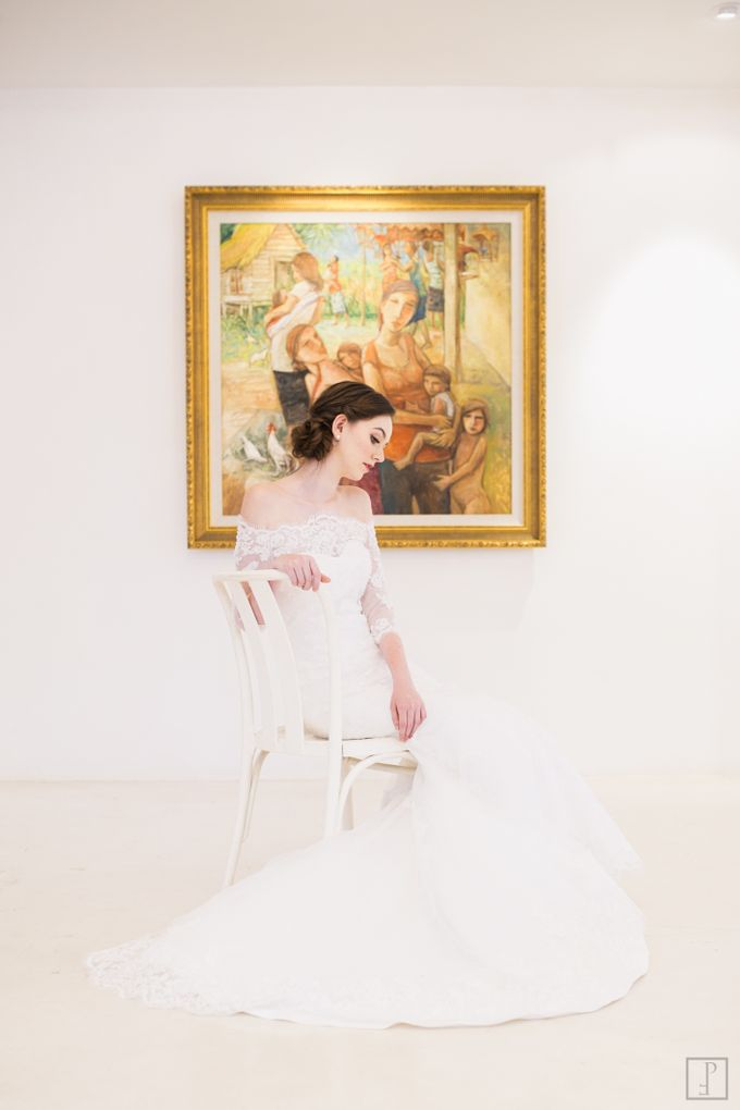An Urban Bridal Styled Shoot in Joo Chiat Singapore by Peach Frost Studio - 026