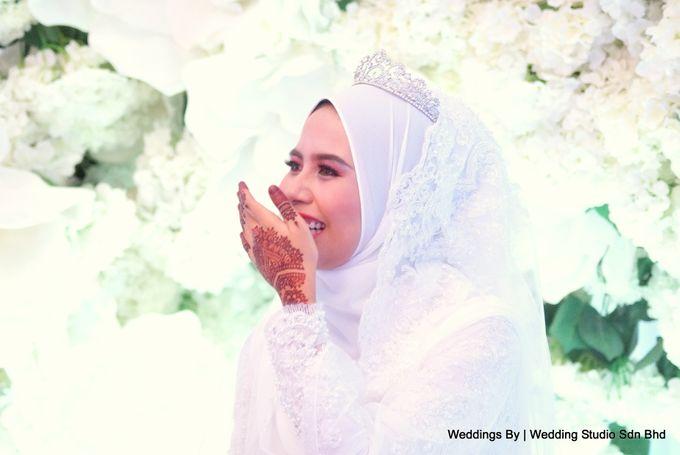 Wedding Reception at Ballroom Roof Garden Hotel by Wedding Studio Sdn Bhd - 044
