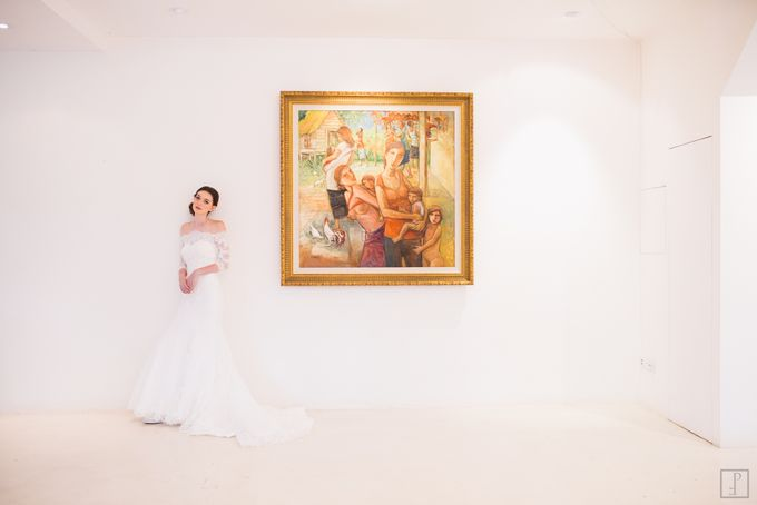 An Urban Bridal Styled Shoot in Joo Chiat Singapore by Peach Frost Studio - 027